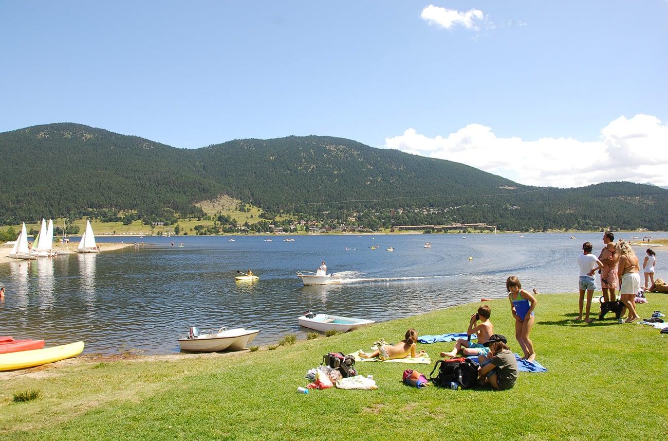 Lac de Matemale
